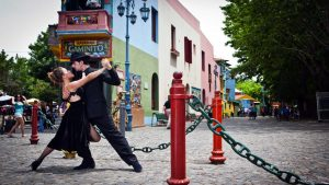 festivités culturelles en Argentine